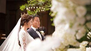 민영원, 6살↑ 사업가 결혼→2개월만에 임신..안정기, 축복해달라 [종합]