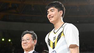 [사진]김종규, 행복한 올스타전