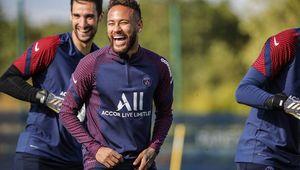 바르사 복귀 포기? 네이마르, PSG는 가족..챔스 우승 가까워