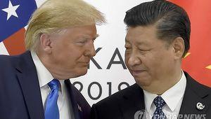 트럼프 경제참모들 트럼프, 中과 무역전쟁서 변함없이 단호